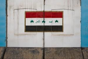 Irakin lippu by Zoriah