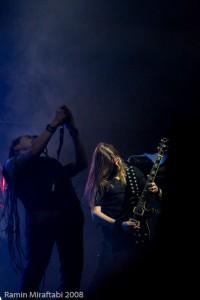 Tomi Joutsen and Esa Holopainen